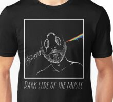 PINK FLOYD COVER : DARK SIDE OF THE MUSIC Unisex T-Shirt