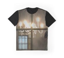 Chandelier Reflection Graphic T-Shirt