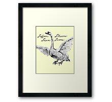 Sufjan Stevens Framed Print