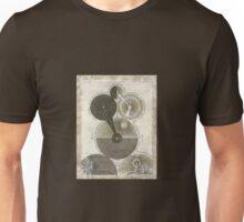 Vintage Abstract Astronomical Diagram Unisex T-Shirt