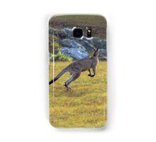 Eastern Grey Kangaroos Samsung Galaxy Case/Skin