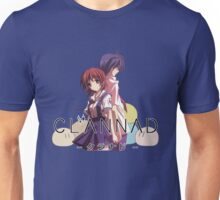 Nagisa and Tomoya - Clannad Unisex T-Shirt