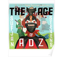 The age of Adz  Poster