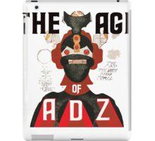 The Age of Adz iPad Case/Skin