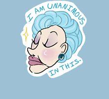 mrs. slocombe's motto Unisex T-Shirt