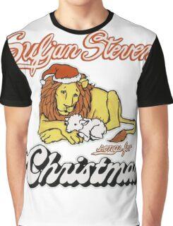 Sufjan Stevens Graphic T-Shirt