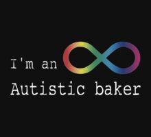 Autistic Baker One Piece - Short Sleeve