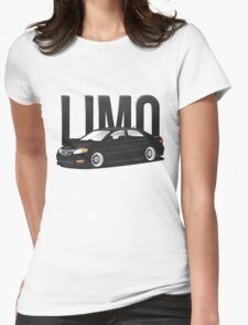 Toyota Limo / Vios 1NZ-FE Womens Fitted T-Shirt