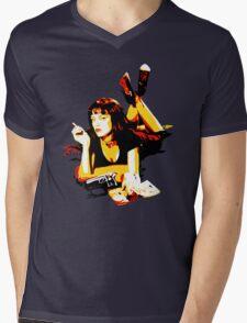 PULP Mens V-Neck T-Shirt