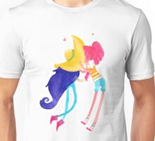 Bubbline Kisses  Unisex T-Shirt