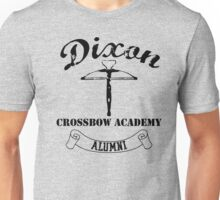 Dixon Crossbow Academy Alumni Unisex T-Shirt