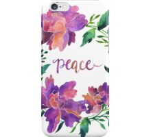 Nymph's Retreat: Peace iPhone Case/Skin