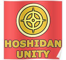 HOSHIDAN UNITY | Fire Emblem Poster