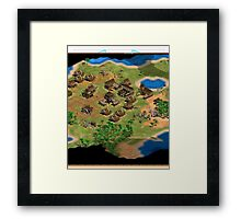 Age of Empires 2 In-Game Framed Print