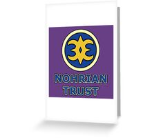 NOHRIAN TRUST | Fire Emblem Greeting Card