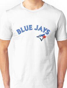 Toronto Blue Jays Wordmark with logo Unisex T-Shirt