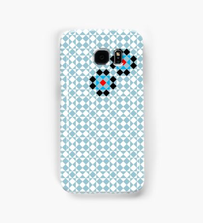 Math Tessellation Pattern Samsung Galaxy Case/Skin