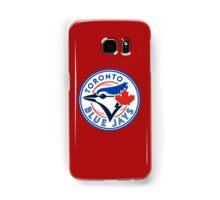 Toronto Blue Jays logo Samsung Galaxy Case/Skin