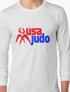 Team USA Judo Long Sleeve T-Shirt