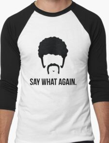 Say What Again - Pulp Fiction Men's Baseball ¾ T-Shirt