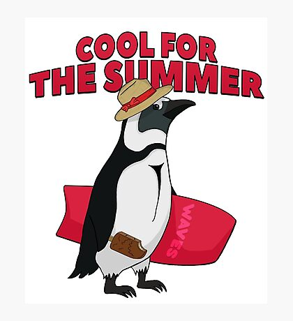 Cool for the summer Photographic Print