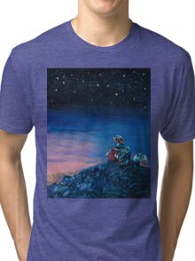 Wall-E Tri-blend T-Shirt