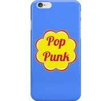 Lolli-Pop Punk iPhone Case/Skin