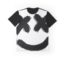Smile-painting Graphic T-Shirt