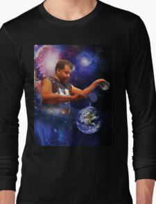 Neil DeGrasse Tyson: Planet Earth Long Sleeve T-Shirt
