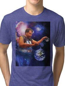 Neil DeGrasse Tyson: Planet Earth Tri-blend T-Shirt