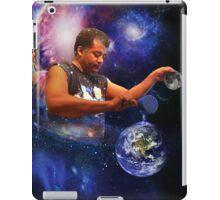Neil DeGrasse Tyson: Planet Earth iPad Case/Skin