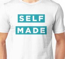 Self  Made - Aqua Unisex T-Shirt