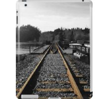 Selective Railroad iPad Case/Skin