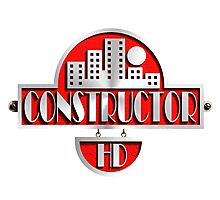 constructor hd  Photographic Print