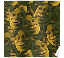 OGRES HAVE LAYERS  Poster