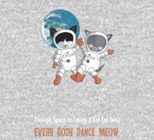 Every Body Dance Meow One Piece - Long Sleeve