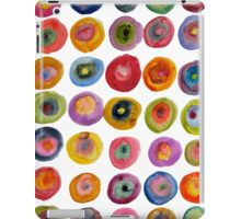 Color Rings iPad Case/Skin