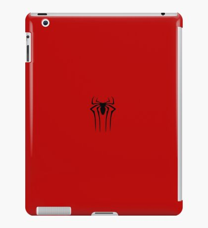 Spider-Man Spider Logo iPad Case/Skin