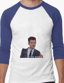 The Maverick Men's Baseball ¾ T-Shirt