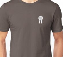 Most Awkward Human Being Award Unisex T-Shirt