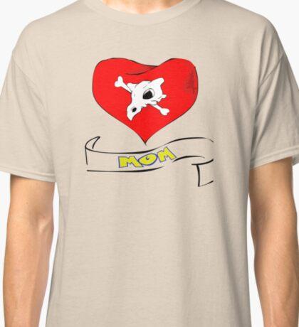 cubone loves mom  Classic T-Shirt