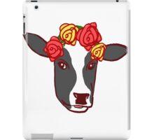 Sketchy Cow iPad Case/Skin