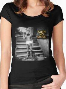 Faith No More: Sol Invictus Women's Fitted Scoop T-Shirt