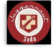 Juggernaut Soda Canvas Print