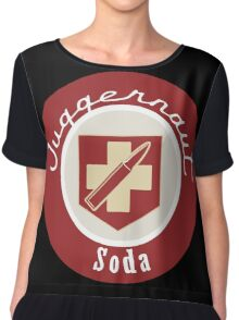 Juggernaut Soda Chiffon Top