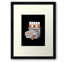 Auto Bacon Framed Print