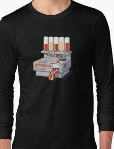 Auto Bacon Long Sleeve T-Shirt