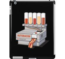 Auto Bacon iPad Case/Skin