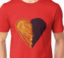 Follow the Path Heart Unisex T-Shirt