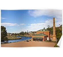 Goulburn Historic Waterworks Poster